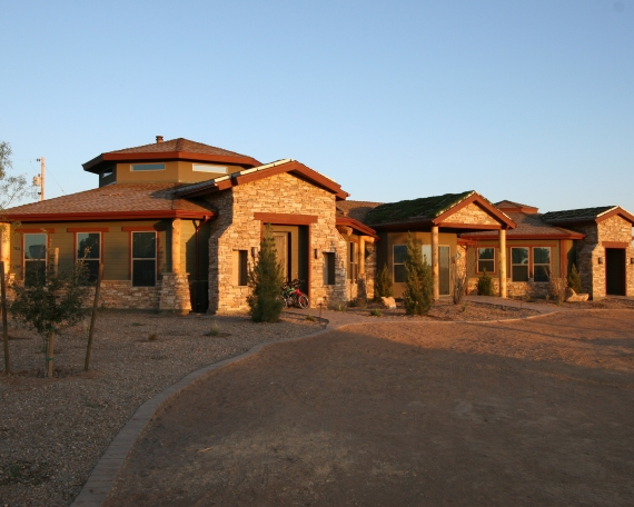 The Yazzie Family Build on Extreme Makeover: Home Edition (Project 425), Navajo Nation