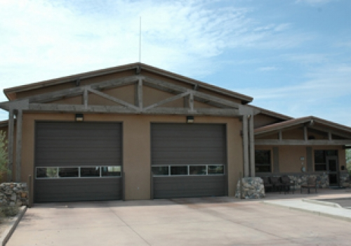 Scottsdale Fire Station and Police Substation Market Street Improvements